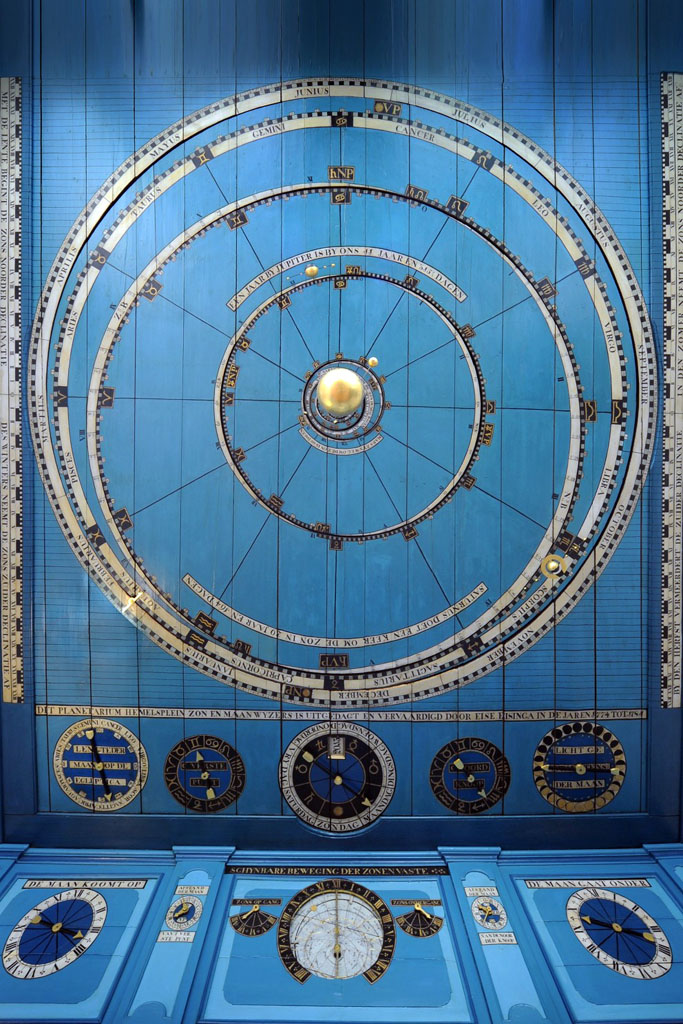 Franeker, Koninklijk Eise Eisinga Planetarium