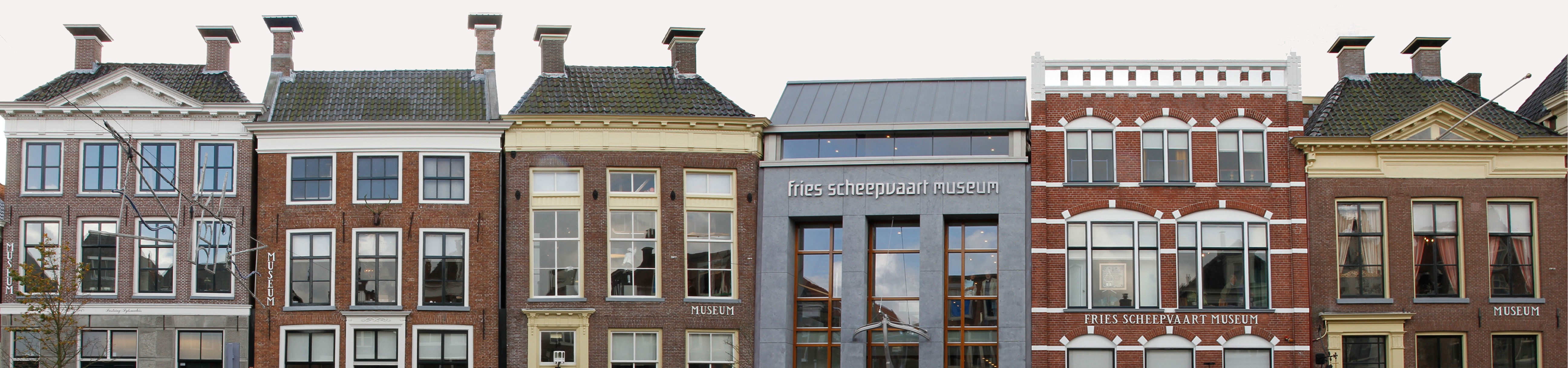gevels Fries Scheepvaart Museum