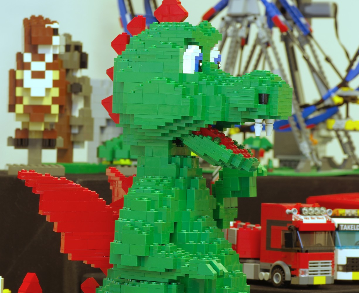 mooiste lego bouwwerken